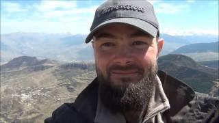 Поездка в Дагестан. Чечня. Горы. Место начала 2-й чеченской войны. Ответ украинским военным из АТО.