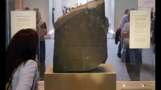 Rosetta Stone, 196 B.C.E
