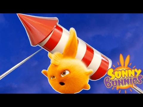 Dibujos animados para niños Sunny Bunnies EL COHETE Dibujos divertidos para niños