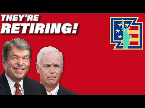 BREAKING NEWS: Roy Blunt and Ron Johnson NOT Running for Reelection