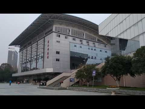 CTGU  Gym: China Three Gorges University.beautiful Place.