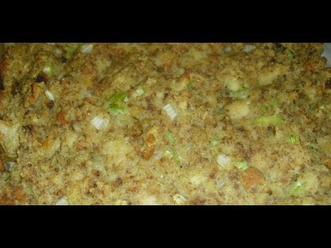 CORNBREAD DRESSING RECIPE – I Heart Recipes