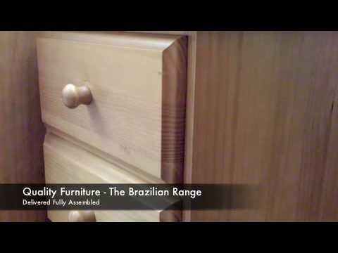 Brazilian Bedroom Furniture