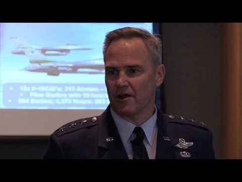 Mitchell Hour - Lt Gen Mark Nowland