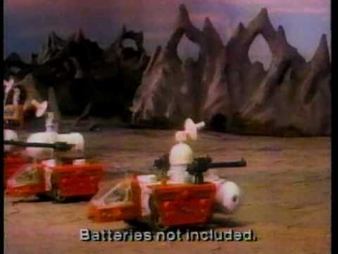 Kids TV afternoon ad break 1986 part 1