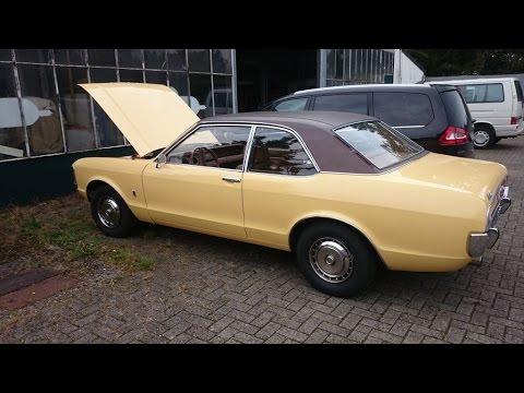 1975 Ford Consul V4 Motorsound