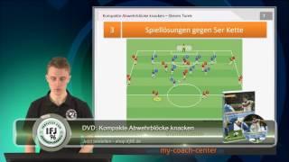 eVideo: Kompakte Abwehrblöcke knacken (2)  - Spiellösungen gegen 5er Kette