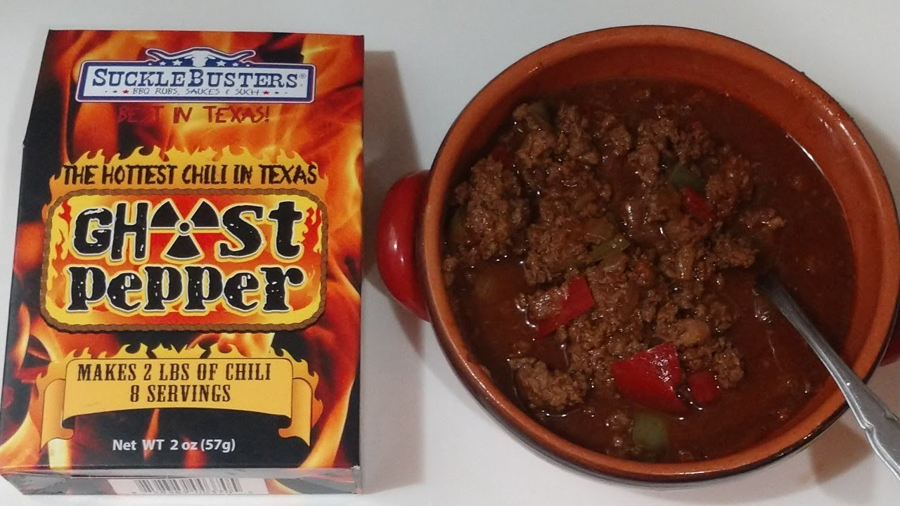 Suckle Busters Ghost Pepper Chili Sapo Bbq Style Youtube