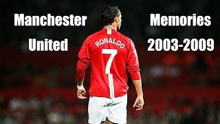 Cristiano ronaldo ► see you again | manchester united memories | hd