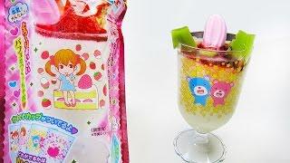 Посылка из России. Японское клубничное парфе Cute Tororin Parfait ~Вкусняшки~