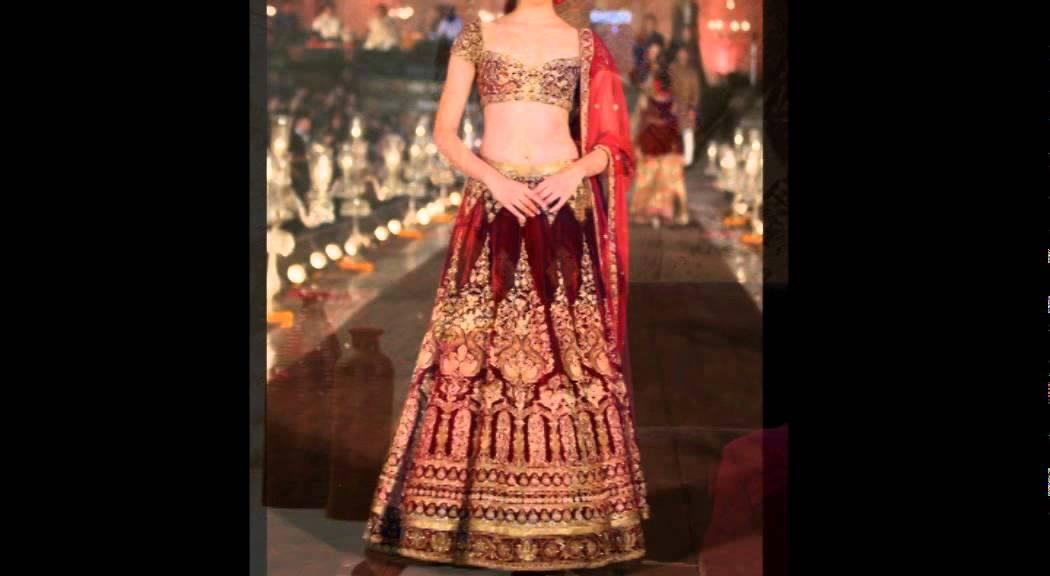 0c8c0e1121a5 60+ Bridal lehnga designs:Bollywood Lehenga Choli/Latest Patterns for Indian  Pakistani Wedding - YouTube