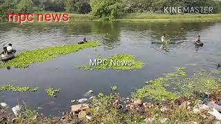 पवना नदी साफसफाई मोहीम