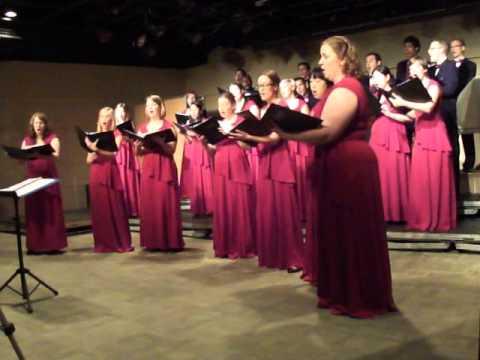 Arirang (arr. by Hyowon Woo) by Camarata Chamber Singers