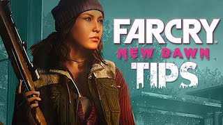 Far Cry New Dawn Quick Tips