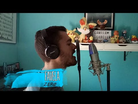 Favela - Ina Wroldsen & Alok  Male Cover by ZERØ