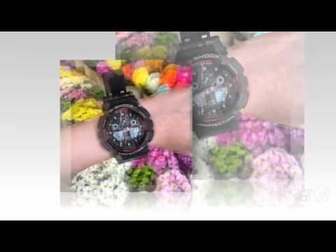 G-SHOCK GD-120CM-8 | Камуфляжные неубиваемые часы для настоящих .