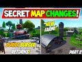 Download ALL *NEW* FORTNITE SEASON 7 SECRET MAP CHANGES!