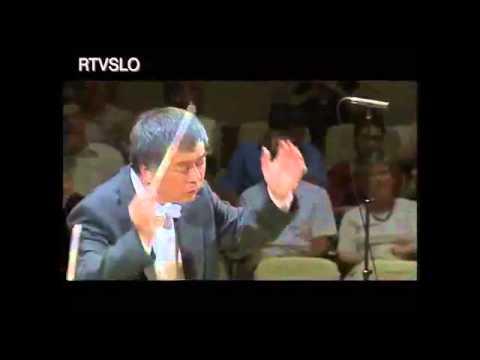 Orchestre national philharmonique de Kiev joue Aït Menguellet