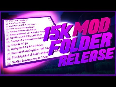 15K MOD FOLDER RELEASE!!