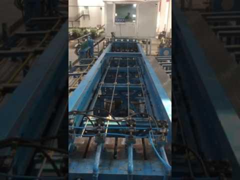 Hydrostatic testing equipment for steel pipe