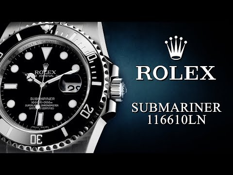 Rolex Submariner 116610LN - Full Review