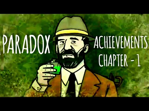 Cube Escape: Paradox Achievements Guide   Chapter 1   The Green Vial