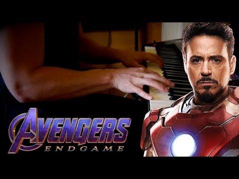 The Real Hero - Avengers: Endgame  Piano Cover