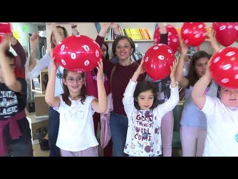Un mar de besos para los niños hospitalizados