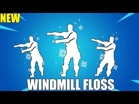 FORTNITE WINDMILL FLOSS EMOTE (1 HOUR)