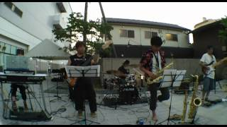 "Of Japan, it is the band ""B-CRAFT"" which has been active mainly in ..."