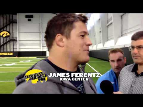 IA vs CMU - James Ferentz