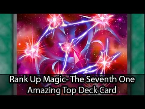 Rank Up Magic The Seventh One (Amazing Top Deck Discussion ...