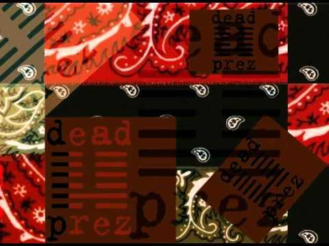 Dead Prez & Tom Browne ~ Bluesanova (Lord Jamar Freedom Mix)