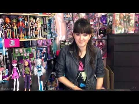 Видео в защиту кукол Monster High Комментарии репортажей российского телевидения
