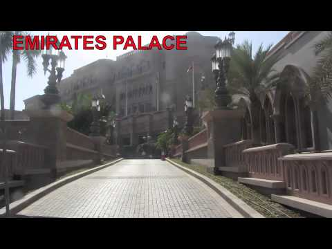PAUL HODGE: ABU DHABI EMIRATES PALACE, SOLO AROUND WORLD IN 47 DAYS, Ch 96, Amazing World in Minutes