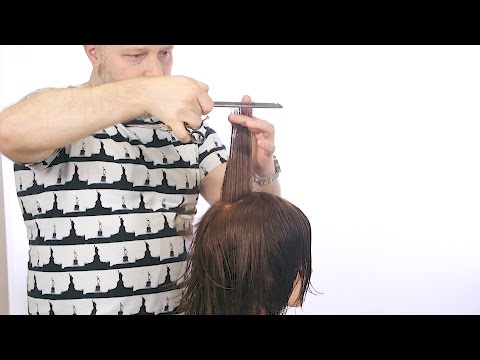 How to Cut a Shag Haircut for Men - TheSalonGuy
