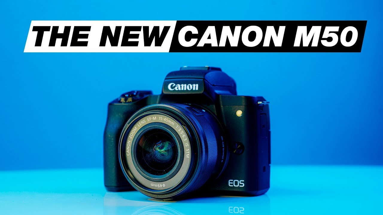 Canon M50 Mark II is Coming in 2020! Rumors, Release Date, and New Updates