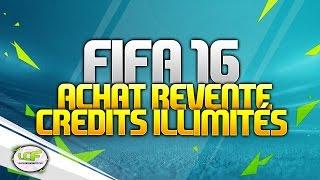 FIFA 16 : Achat Revente : CREDITS ILLIMITES AVEC LA TECH FUT MILLIONNAIRE ! FRANCAIS - HD