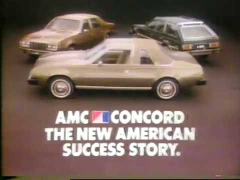 1979 AMC Concord Commercial