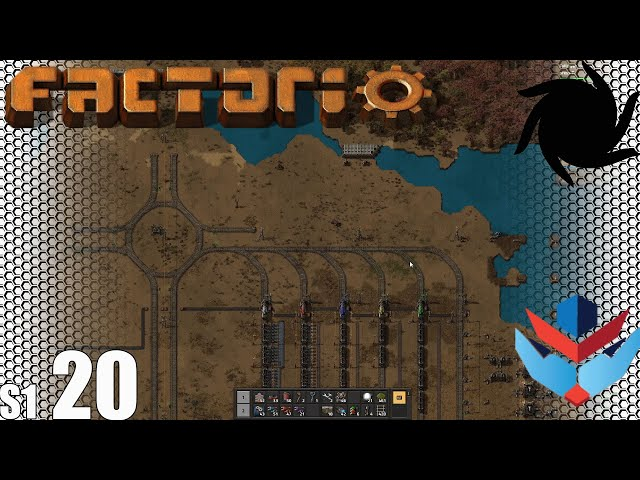 Factorio MP with NOG - S01E20 - The Oil Train Cometh
