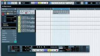 Ableton Tutorial - Tech Tip 11 - Rewiring Ableton Live into Cubase