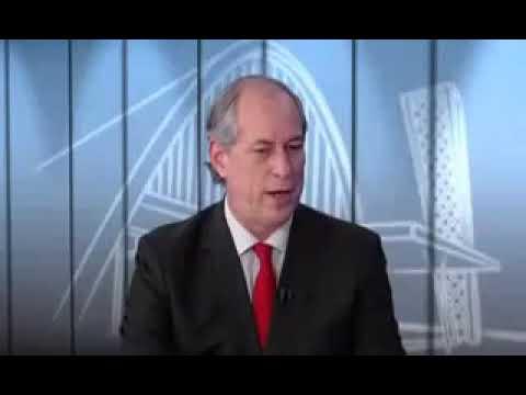 Ciro Gomes fala como devem acontecer a reforma na previdência