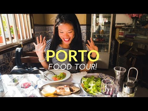 THE BEST LOCAL FOOD IN PORTO, Portugal