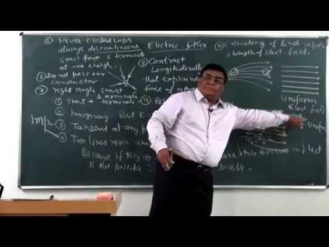 XII-1.11.Physics Pradeep Kshetrapal (2014).Electric field lines