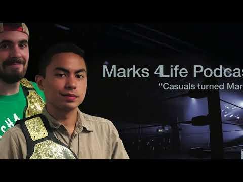 "Marks 4Life Podcast Episode 23- ""Wrestling Hollywood"" :A Marks Story 1/13/18"