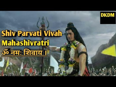 Rare Video Of Mahadev Parvati Vivah| Devon Ke Dev Mahadev | Awesome procession |