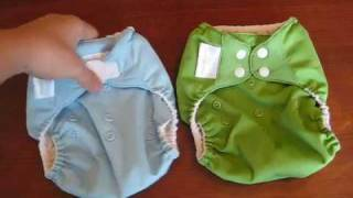 BumGenius Diaper Snap Conversion  - Part 1 of 2