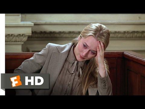 Kramer vs. Kramer (6/8) Movie CLIP - Were You A Failure? (1979) HD