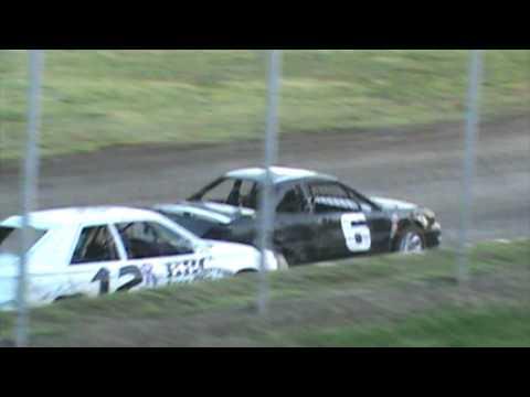 Sport Compact Heat Race Humboldt Speedway 7/21/17