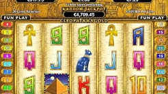 Cleopatra Free Slots Machine - $7 Free Spins